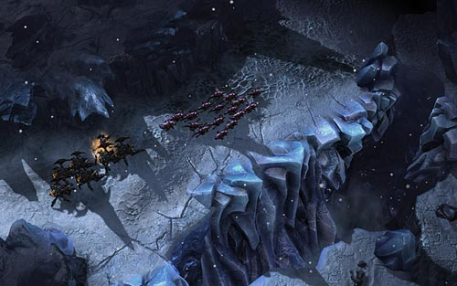 Heart of the Swarm Kampagne