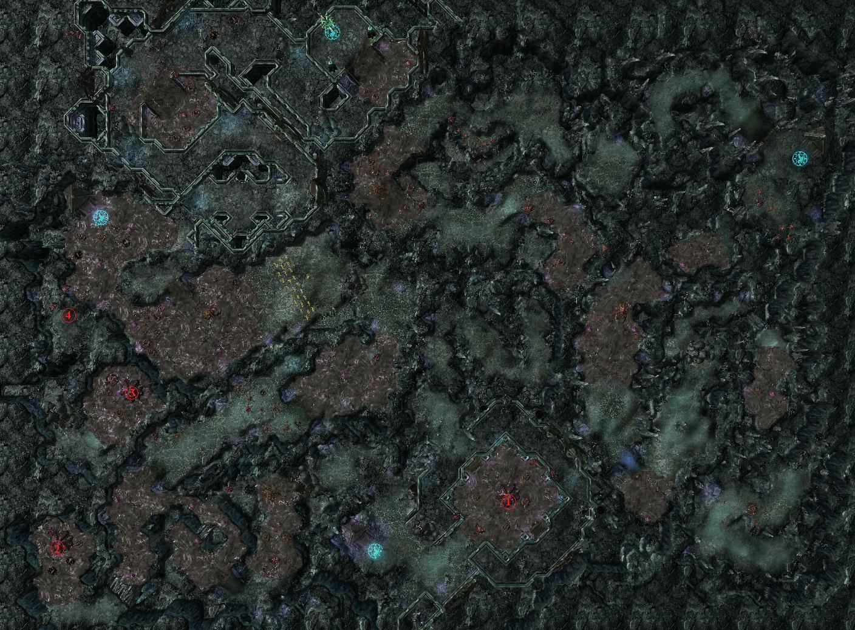 Karte Des Untergangs.Starcraft 2 Vorboten Des Untergangs Brutal Guide