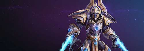 Artanis für Heroes of the Storm