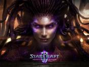 Heart of the Swarm: Kerrigan